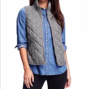 NWT Old Navy Quilted Vest
